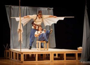 Il sogno del giovane Leonard da Vinci @ Teatro Palazzolo | Palazzolo sull'Oglio | Lombardia | Italia