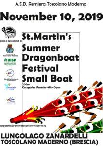 St. Martin's Dragonboat Festival @ Lungolago Zanardelli