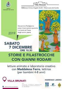 Storie e filastrocche con Gianni Rodari @ Biblioteca Desenzano | Rivoltella, Desenzano | Lombardia | Italia