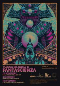 Viaggio nel cinema di Fantascienza @ Sala conferenze - Biblioteca Civica di Palazzolo sull'Oglio (BS) | Palazzolo sull'Oglio | Lombardia | Italia