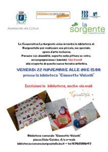 Laboratorio di pittura su vetro a Borgosatollo @ Biblioteca Borgosatollo | Borgosatollo | Italia