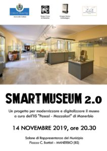 Smart Museum @ Salone di Rappresentanza del Municipio