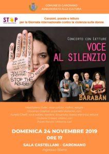 Voce al silenzio a Gargnano @ Sala Castellani