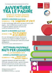 Avventure tra le pagine @ Biblioteca Concesio e Collezione Paolo VI
