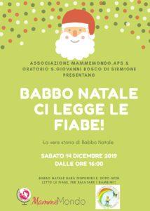 Babbo Natale ci legge le fiabe! @ Oratorio San Giovanni Bosco