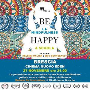 Be Happy - La Mindfulness a Scuola @ Nuovo Eden