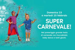 Carnevale al Leone @ Leone Shopping Center