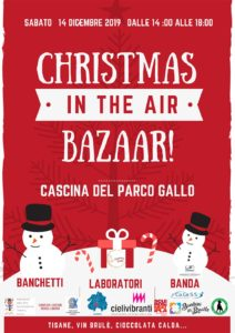 Christmas in the air - Baazar @ Cascina Parco Gallo