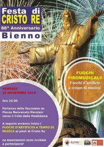 Festa di Cristo Re a Bienno @ Piazza Benvenuto Mendeni.