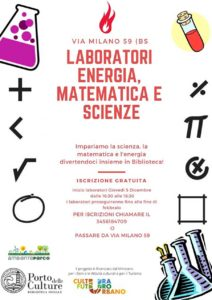 Laboratori scientifici - Porto delle culture @ Porto delle Culture