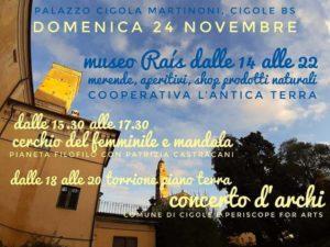 Open day a Palazzo @ Palazzo e del museo Raìs