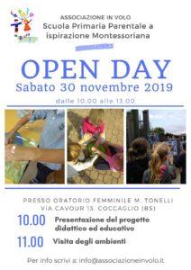 Open day in volo @ Associazione in Volo