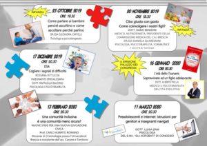 Scuola-famiglia: incontri e momenti formativi @ I.C. II Trebeschi di Rivoltella