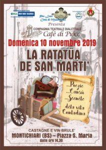 La Ratatua de San Martì @ Montichiari