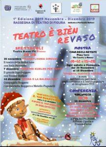 Teatro è Bièn - Re Vaso @ Teatro SImoni Fè