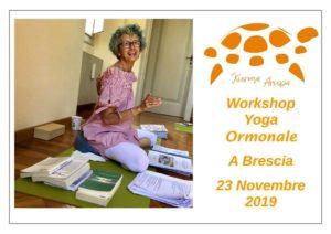 Yoga ormonale @ KURMA ARUPA