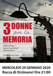Giornata della memoria a Orzinuovi @ Rocca di Orzinuovi | Orzinuovi | Lombardia | Italia