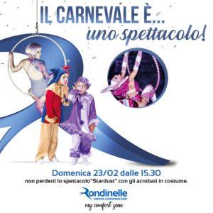 Il Carnevale ... è uno spettacolo! @ centro commerciale Rondinelle | Roncadelle | Lombardia | Italia