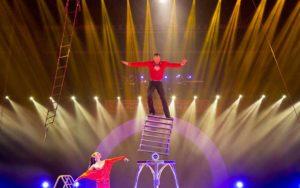 The Dreamer - American Circus a Brescia @ Area feste San Polo