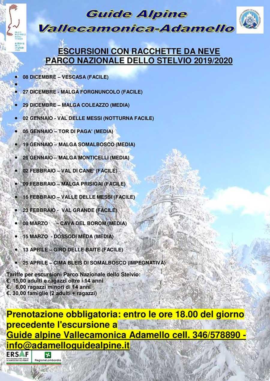 escursioni-racchette-neve-guidealpine-Adamello-2019-2020