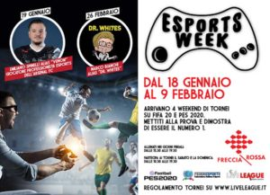 Esports week @ cc Freccia Rossa | Brescia | Lombardia | Italia