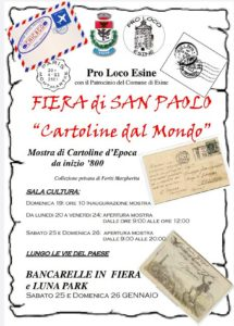 Fiera di San Paolo a Esine @ Esine | Esine | Lombardia | Italia