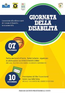 Giornata della disabilità @ Manerbio