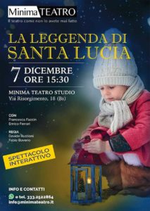 La leggenda di Santa Lucia @ Brescia | Brescia | Lombardia | Italia