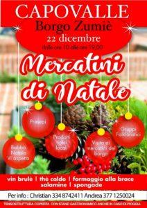 Natale a Capovalle @ Borgo Zumiè