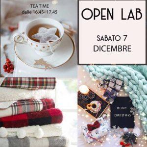 Open lab @ La Maison du Bonheur
