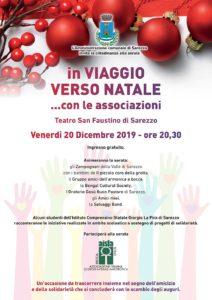 In viaggio verso il Natale a Sarezzo @ Teatro San Faustino di Sarezzo