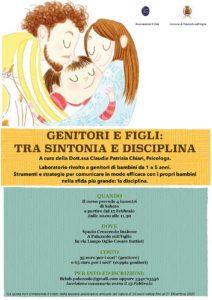 Genitori e figli: tra sintonia e disciplina @ Spazio Crescendo Insieme