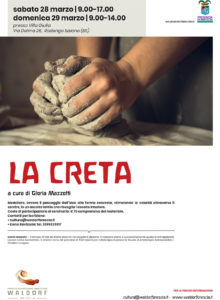 La creta @ Progetto Internazionale Libera Scuola Waldorf | Rodengo-Saiano | Lombardia | Italia