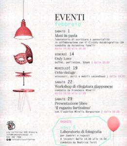 Eventi all'Orto di via Solferino @ L'Orto di via Solferino