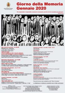 Giorni della memoria a Palazzolo @ Palazzolo sull'Oglio