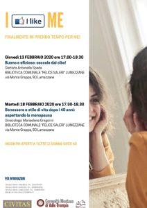 I like me @ Biblioteca Lumezzane