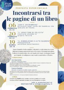 Incontrarsi tra le pagine di un libro @ Orso Pilota | Sarezzo | Lombardia | Italia