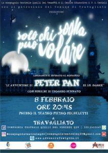 Solo chi sogna può volare - musical @ Teatro Micheletti Travagliato
