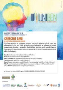 UNIBEN - Crescere sani @ Biblioteca Marcheno