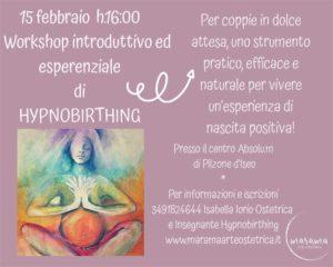 Workshop introduttivo esperienziale di Hypnobirthing @ Absolu.M Iseo