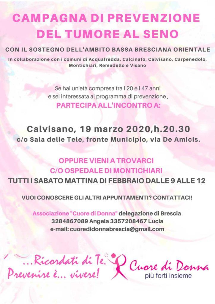 campagna-prevenzione-cuore-di-donnaCALVISANO-19-MARZO