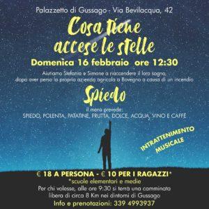 Cosa tiene accese le stelle @ Palazzetto di Gussago