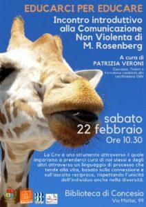 Educarci per educare @ Biblioteca di Concesio   Concesio   Lombardia   Italia