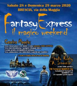 Fantasy Express @ Ristorante Cascina Maggia