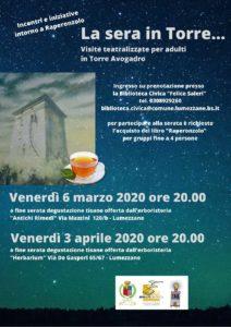 La sera in Torre... @ Torre Avogadro Lumezzane | Lumezzane | Lombardia | Italia