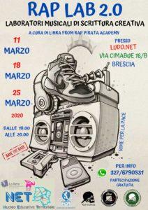 Rap Lab 2.0 @ LUDO.NET